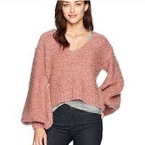 C/MEO Collective Fuzzy Sweater XS